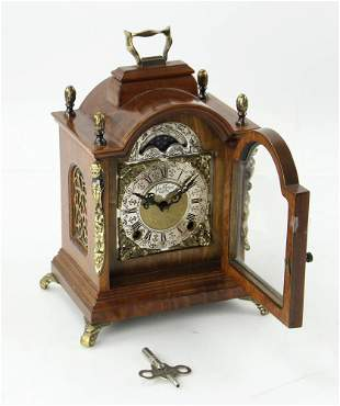 John Thomas English Bracket Clock