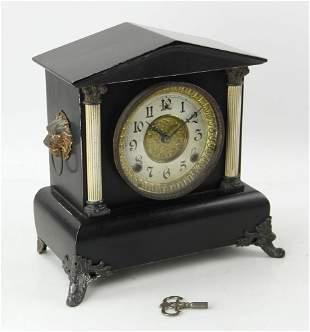 Antique Gilbert Mantel Clock