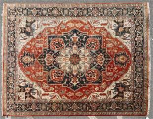 Fine Indo Persian Heriz Rug