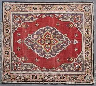 Antique Room-Size Kilim Rug