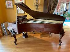 Rosewood Grand Piano