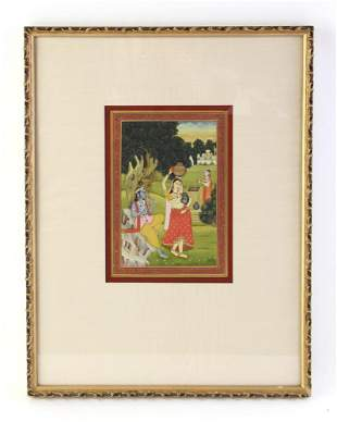 Early Indian Painting