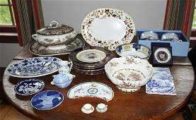 Group of Miscellaneous Porcelain and China Pieces