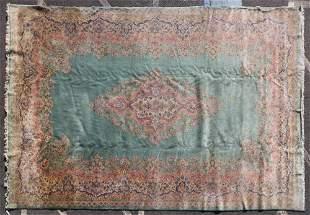 Fine Semi Antique Persian Kerman Rug