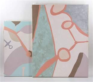 Jon Swan, Ex Machina, Oil on Canvas