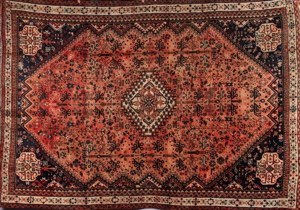 2007: Persian Shiraz rug