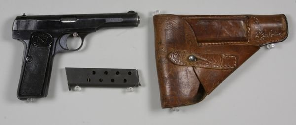 3259: Browning Designed Military 7.65 mm Pistol