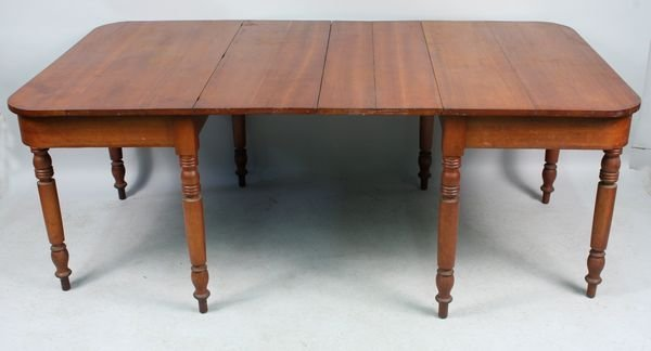 4012: 19th C. Banquet Table