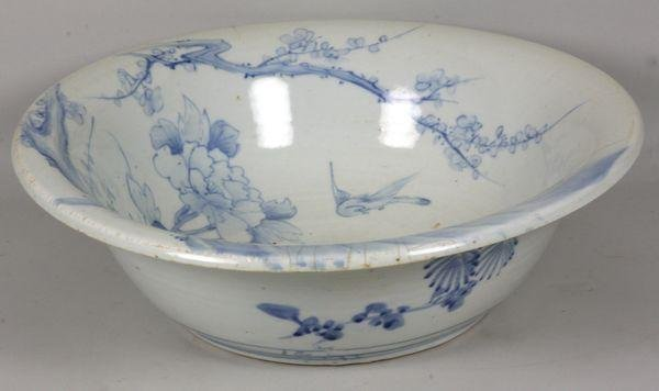5023: Late 19th/early 20th Century Japanese under glaze