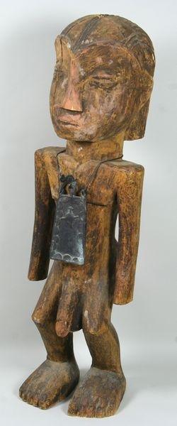 5009: Early 20th C. African Fertility Idol