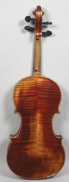 6264: 1920s/30s John Juzek Violin - 3