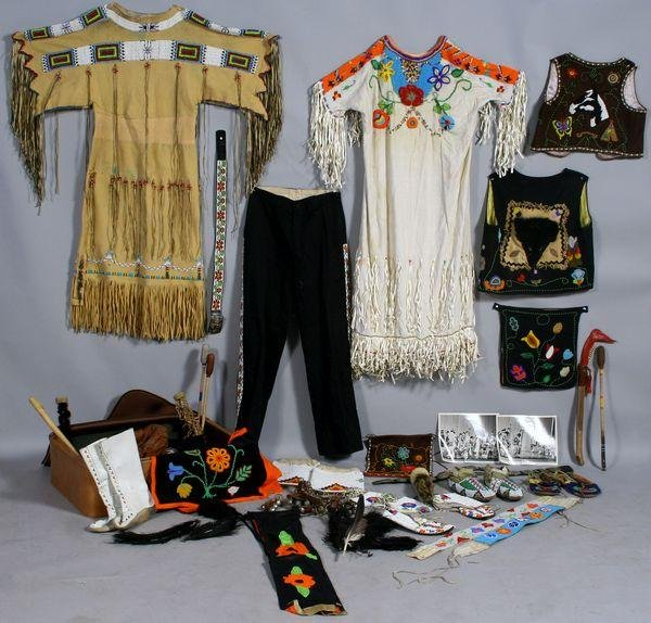 6412: Various Indian Costumes