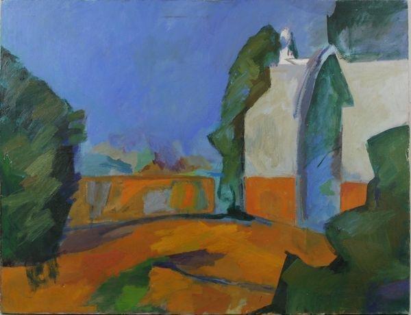 6018: John Kaufman, Abstract, O/C