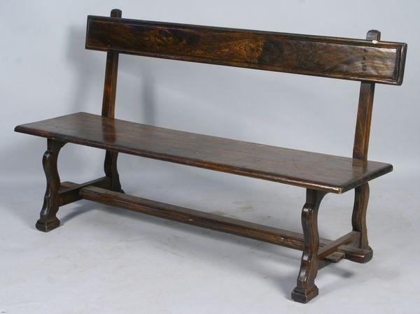 6019: Spanish Bench