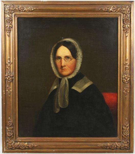 6002: Early Portrait of Miss Rebecca Lightner