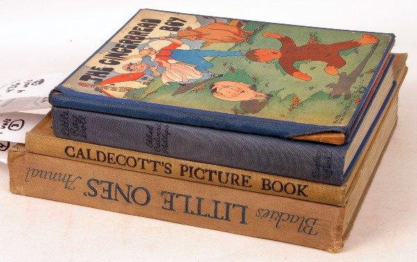 1436: FOUR ILLUS CHILDREN'S BOOKS 1927-1935