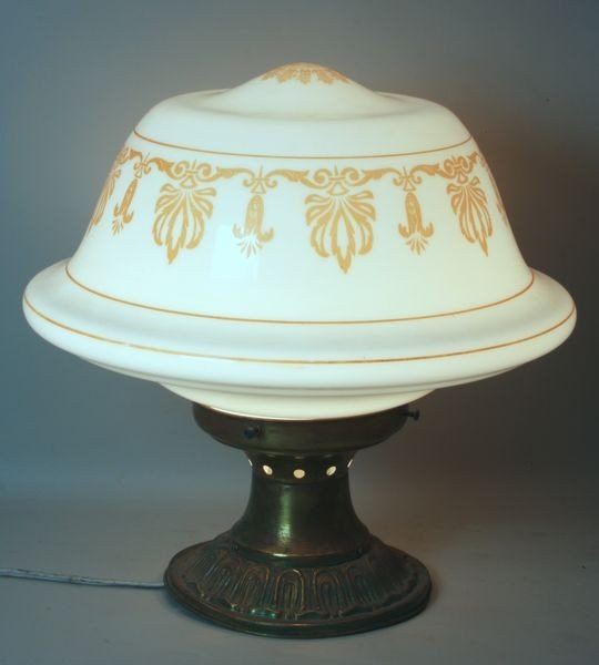 20: Brass Ceiling Fixture