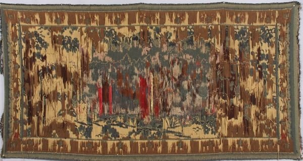 9023: 20th C. Woven Tapestry - 4