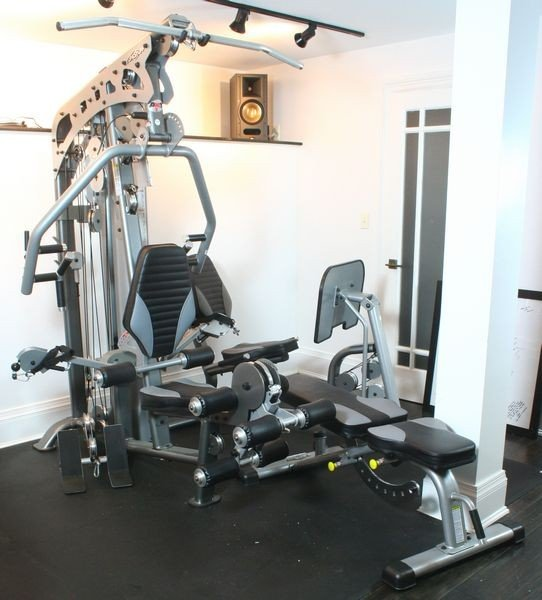 1244: Tuff Stuff In House Complete Gym