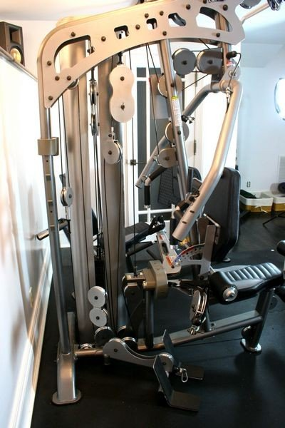 1244: Tuff Stuff In House Complete Gym - 3