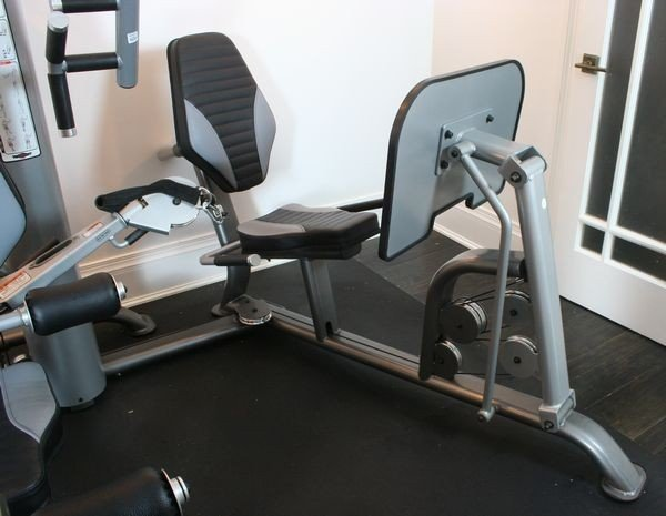 1244: Tuff Stuff In House Complete Gym - 4