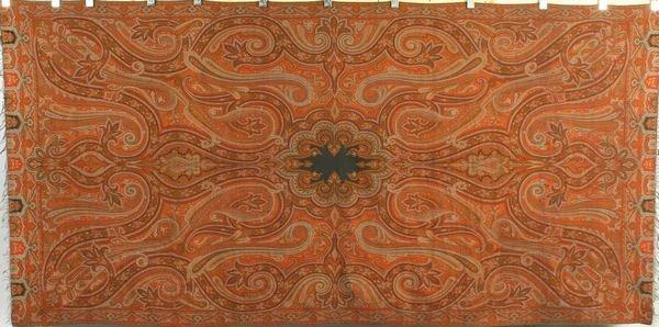 1019: Extra Large Kashmir Table Cloth
