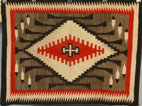 1012: Navajo Rug