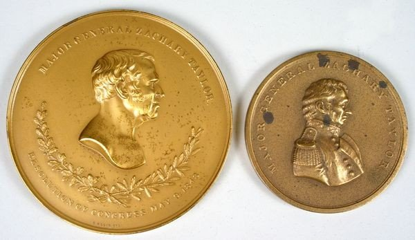 3004: Two (2) Bronze Medals