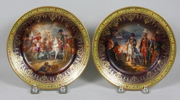 4005: Early 20th C. Royal Beehive Plates