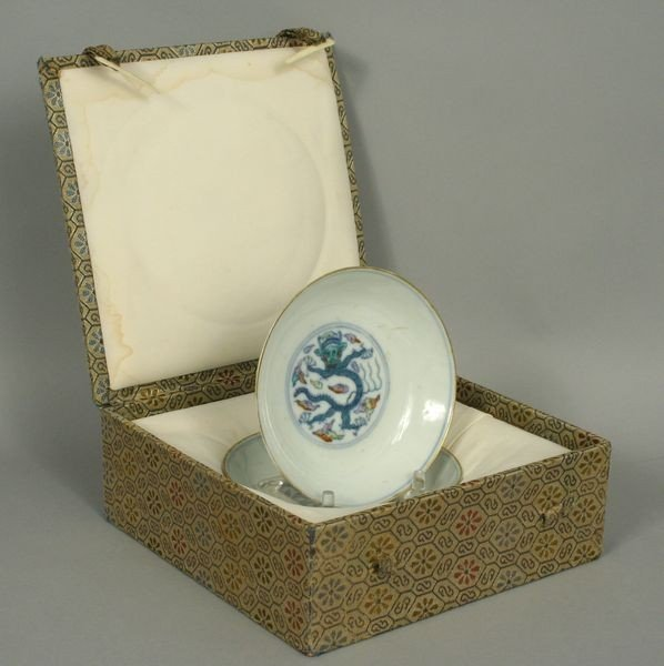 4007: Antique Chinese Bowls