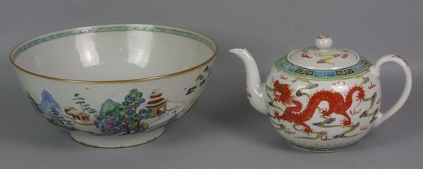 8007: Two (2) Chinese Items