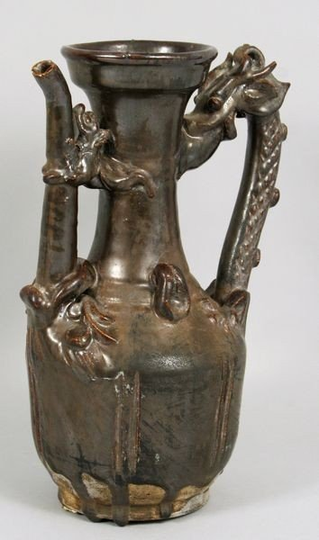 9005: Chinese Ewer with Dragon Handle