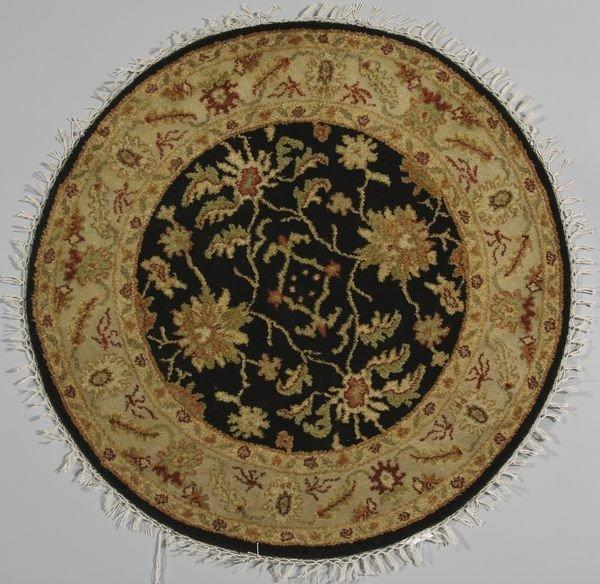 6: Indo Kashan Rug