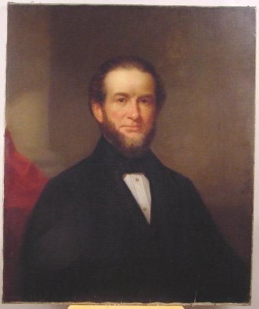 1006: LATE 19TH CENTURY OIL ON CANVAS