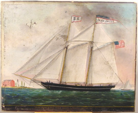 1008: SIGNED 19TH CENTURY OLI ON CANVAS