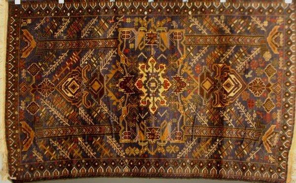 5005: Afghan Balouch Rug