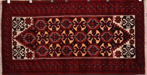 5021: Persian Balouch Rug