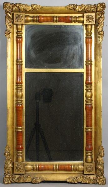 5014: Early 19th C. Sheraton Mirror