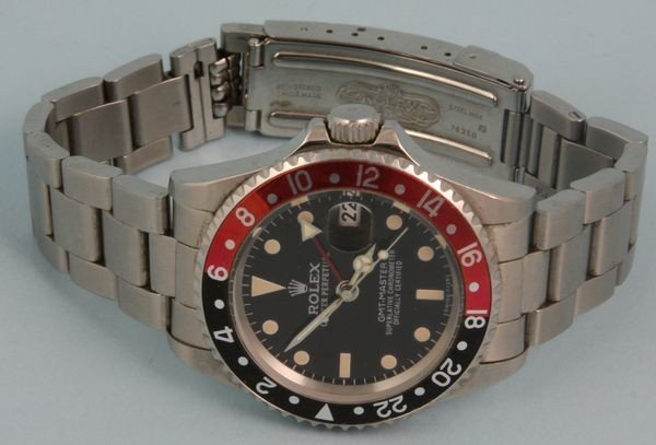 5219: Rolex Style Oyster Perpetual Men's Wrist Watch