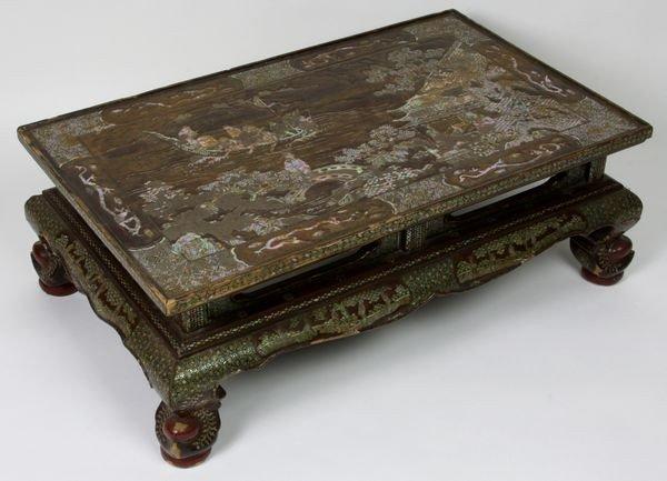 6005: Small Kang Table