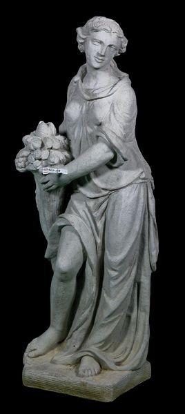 8016: Cast Stone Figural Statue