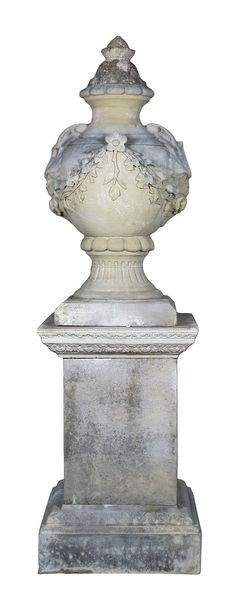 8095: Monumental English Victorian Finial