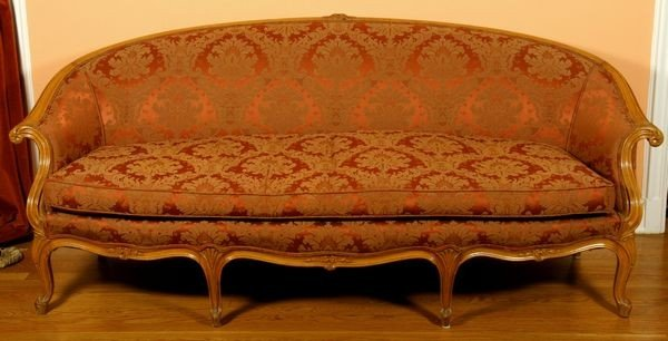 1015: French Louis XVI Style Sofa