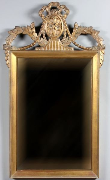 4002: French Style Mirror