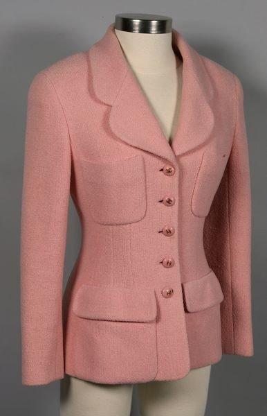 5306: Pink Chanel Jacket