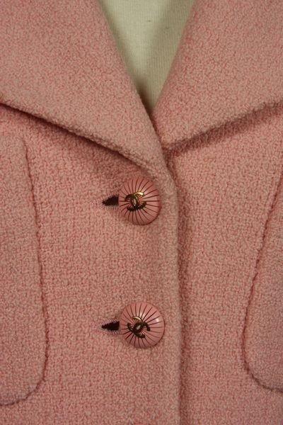 5306: Pink Chanel Jacket - 2