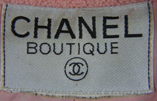 5306: Pink Chanel Jacket - 4
