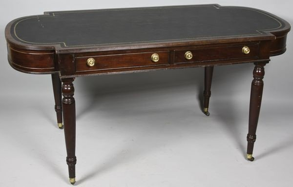 6008: Custom Sheraton Writing Desk