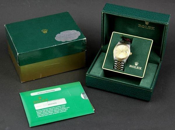 7151: Rolex Men's Watch
