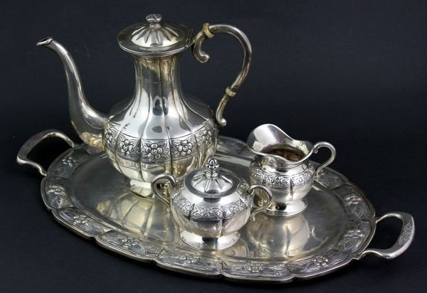 7178: Tea Service